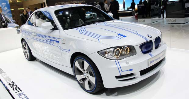 BMW to Lease 700 Electric 1 Series