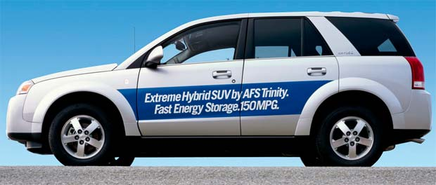 Afs Trinity Wins Patent For Extreme Hybrid Drivetrain