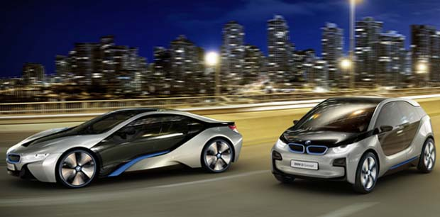 Bmw Opens Carbon Fiber Factory For I Electric Vehicles