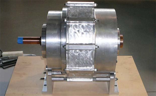 GE Successfully Test Traction Motor for Hybrid and Electric