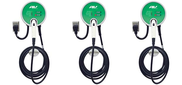 AeroVironment Introduces New Moveable Home Charging Station