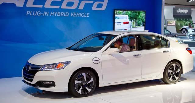 2017 Accord Plug In Hybrid