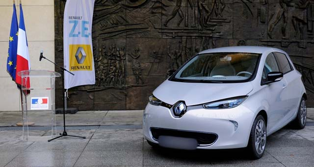 First-Renault-ZOE