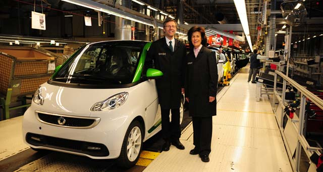 Smart-Fortwo-ED-Production