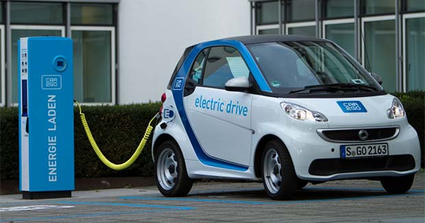 Car2go Launches Electric Carsharing In Stuttgart