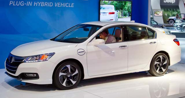 Honda Accord Plug In Now Available At Select New York And