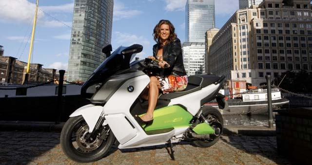 BMW-Electric-Scooter