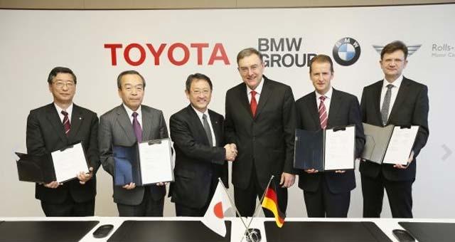 BMW-Toyota