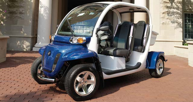 Gem Electric Vehicle