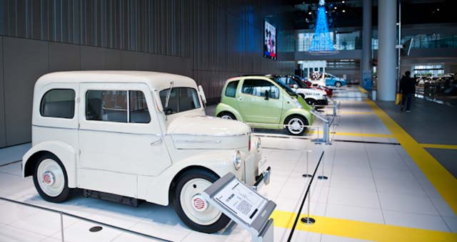 Nissan-EVs