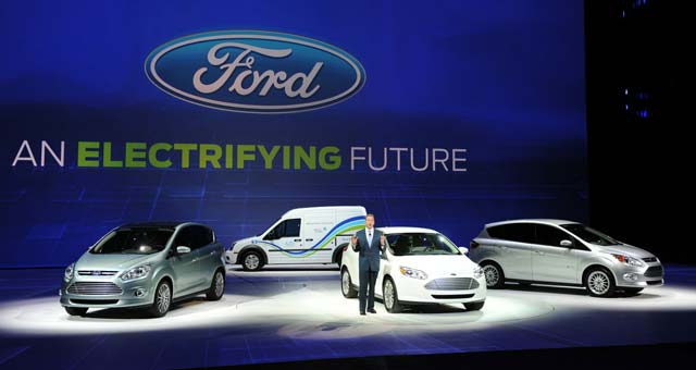 Ford-EVs