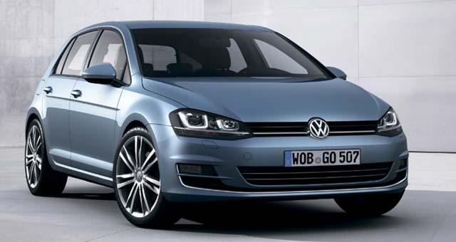 Golf Mk7 Plug In Hybrid Volkswagen