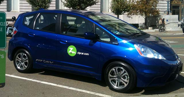 Honda-Fit-EV-Zipcar