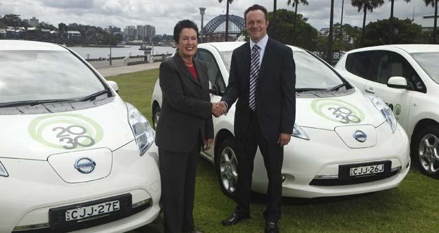 Nissan-Leaf-Sydney