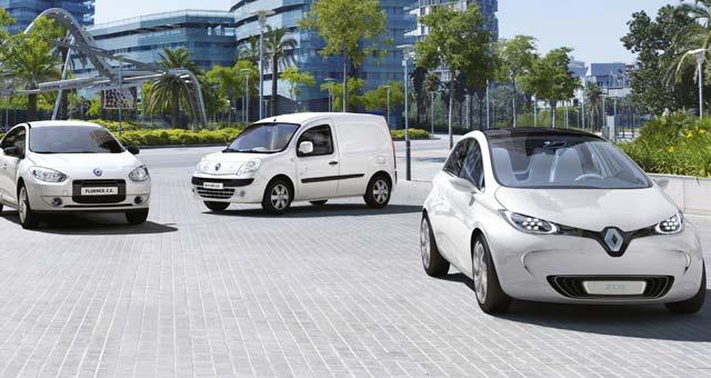 Renault-EV