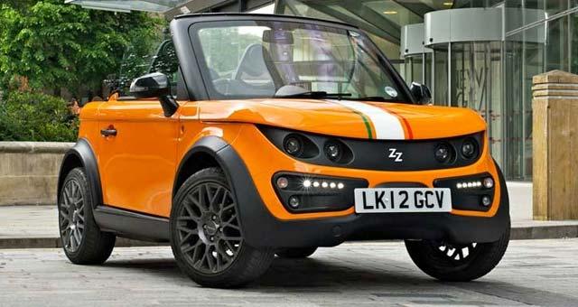 Liberty Europe Electric Cars Ltd