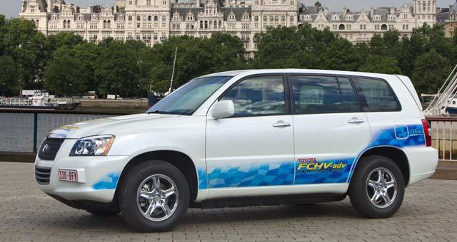 Toyota-FCHV