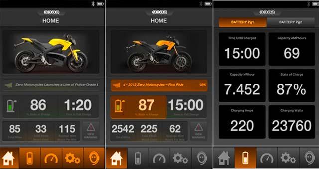 Zero-Motorcycles-App