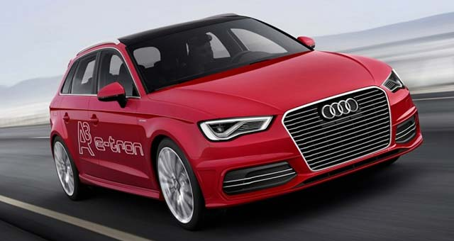 At The 2017 Geneva Motor Show Audi A3 Sportback E Tron Will Provide A Realistic Glimpse Into Future Of Mobility As Is Planning It