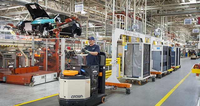 BMW-Manufacturing