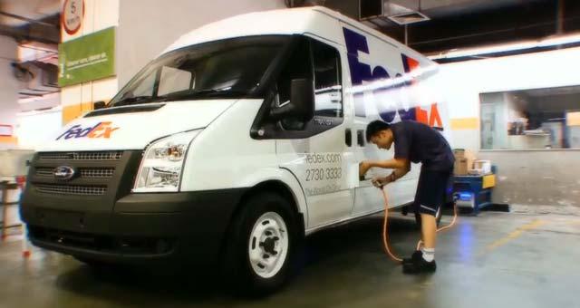 FedEx-Electric-Vehicles