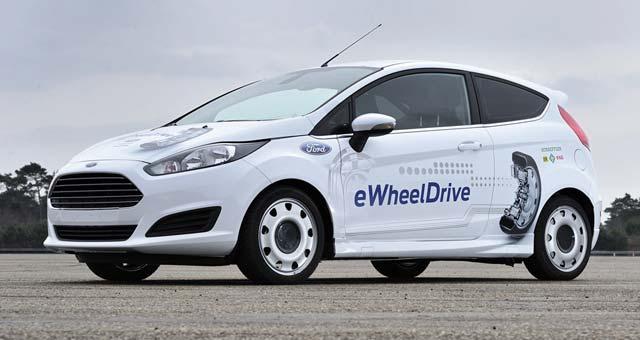 E-Wheel-Drive