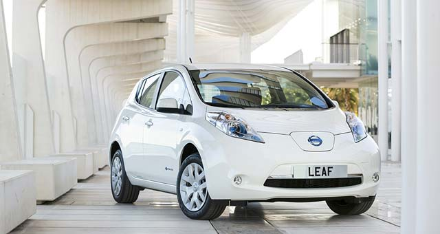 Nissan-LEAF-Norway