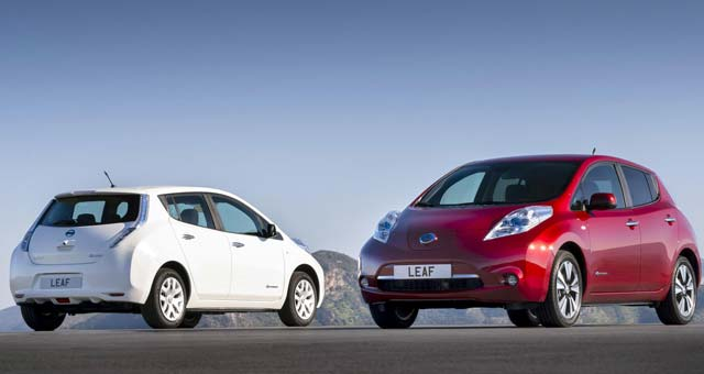 Nissan-LEAF-UK