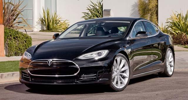 Tesla Model S Las Vegas