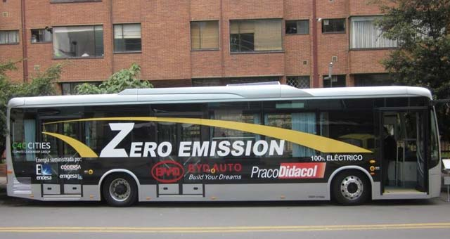 BYD-Electric-Bus