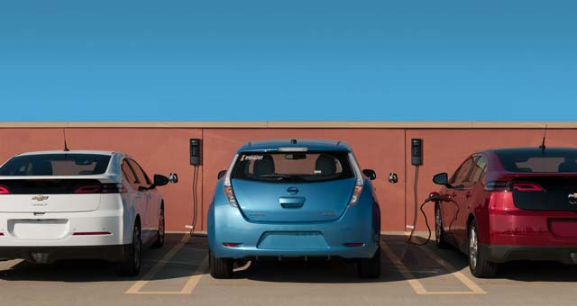 Bosch Introduces First Sub 450 Electric Car Charging Unit