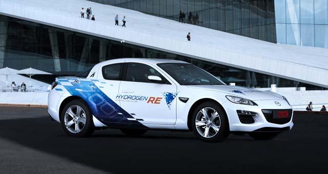 Mazda-Hydrogen