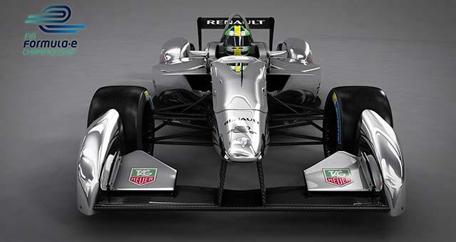New-Formula-E-Racing-Car