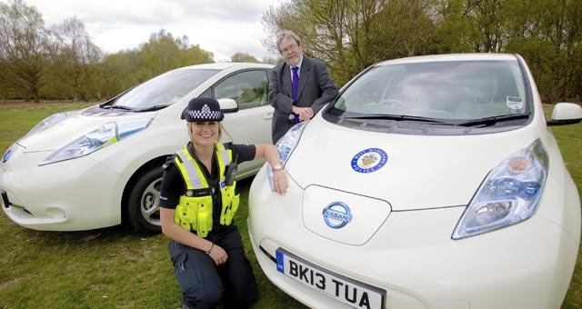 Police-Nissan-Leaf
