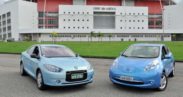 Renault-Fluence-ZE-Nissan-Leaf