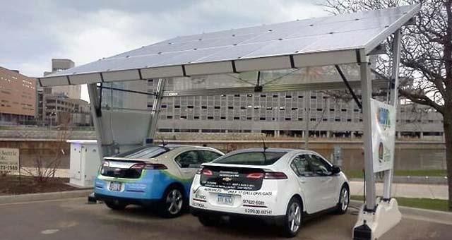 Solar-EV-Charger