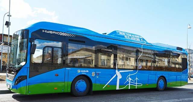 Volvo-Plug-in-Hybrid-Bus