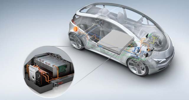 Bosch Teams with GS Yuasa, Mitsubishi on Next-Gen Battery