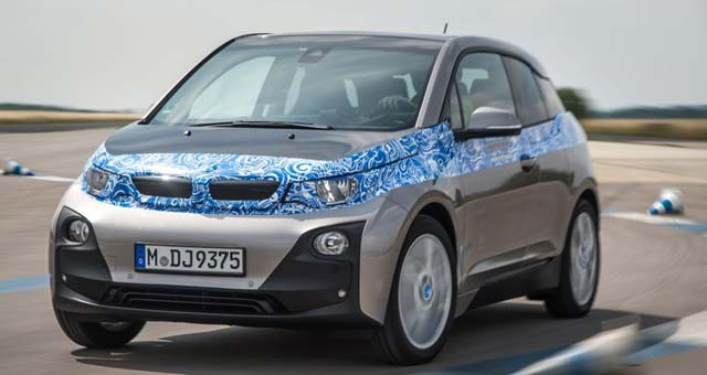 Bmw I3 Priced At 44 950 In Canada