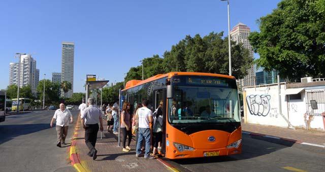 BYD-eBus-Israel