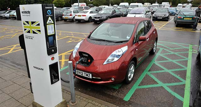 Nissan-Ecotricity
