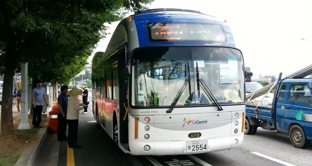 OLEV-Bus