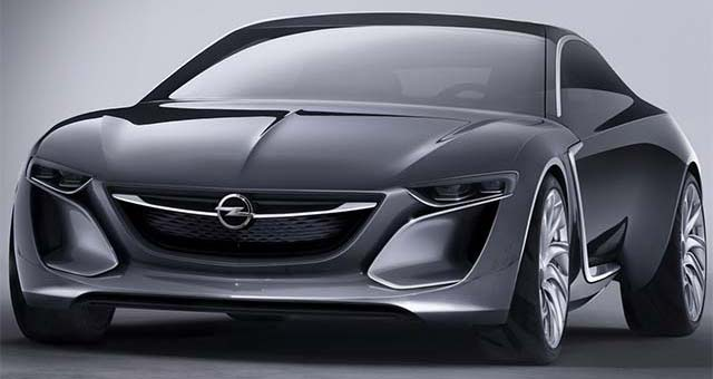 2017 Opel Monza Review Redesign And Price >> Opel Monza Concept 2013 Frankfurt Preview