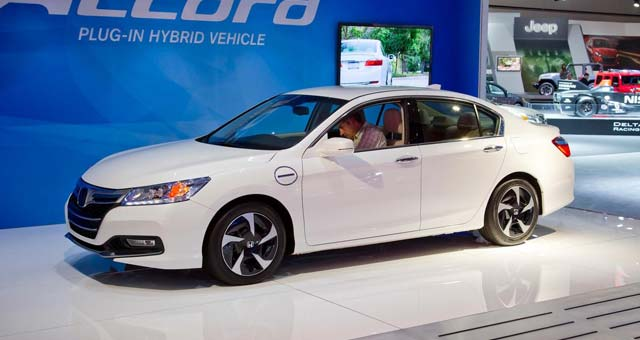 Zipcar Adds Accord Plug-in Hybrids To NYC Fleet