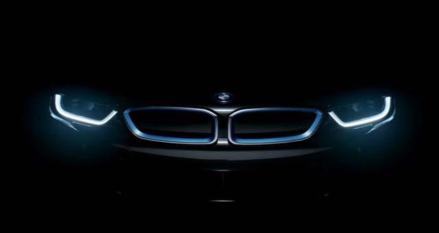 BMW-i8-Teaser
