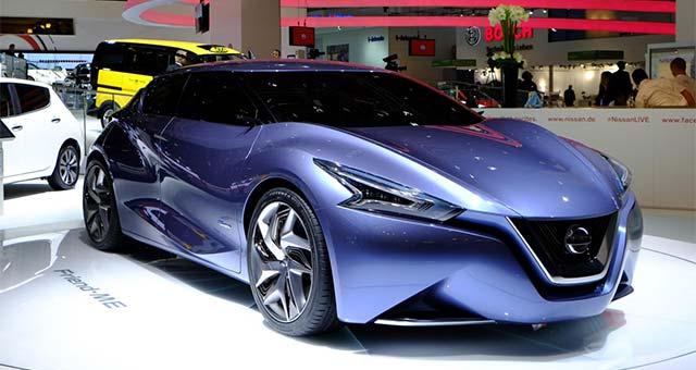 Nissan friend me concept makes european debut in frankfurt for Game design frankfurt