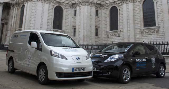 Nissan-e-NV200-London