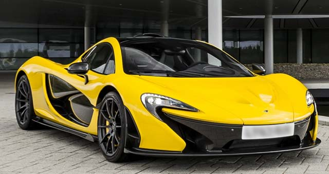 Following An Extensive Testing And Development Programme Mclaren Automotive Has Now Confirmed The Performance Figures For P1 In Latest