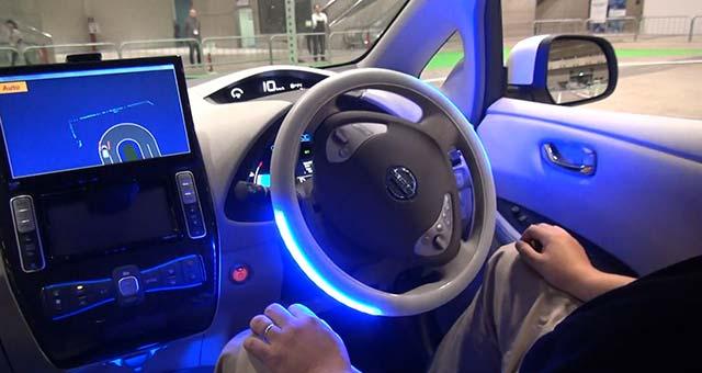 Nissan-Autonomous-Driving