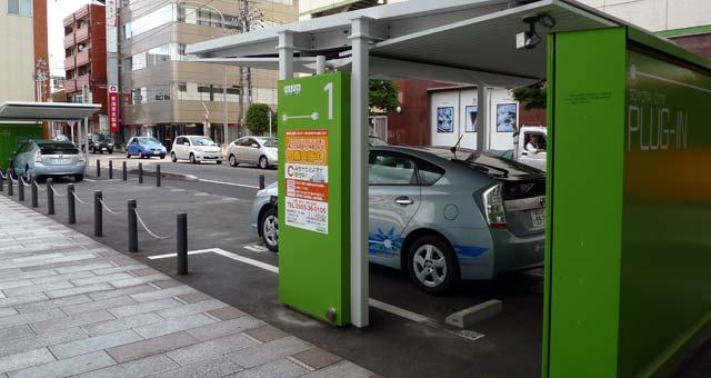 Prius-Charging